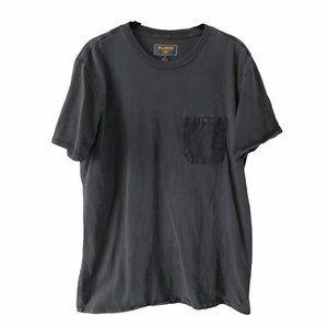 Billabong Black Short Sleeve Shirt Medium